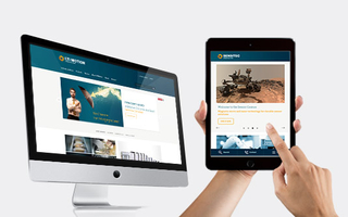 Relaunch von vier internationalen Corporate Websites