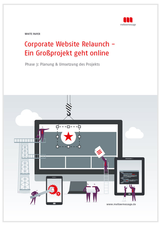 White Paper Website Relaunch Planung & Umsetzung