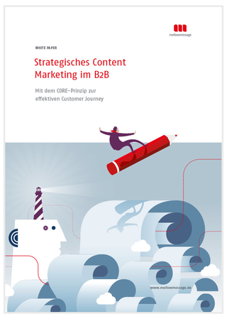 Teaser White Paper strategisches Content Marketing im B2B