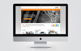 Internationale Corporate Website