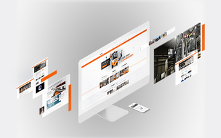 Agiler Website-Relaunch