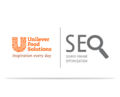 SEO für Unilever Food Solutions