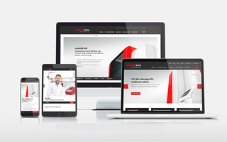 Corporate Business Website Relaunch