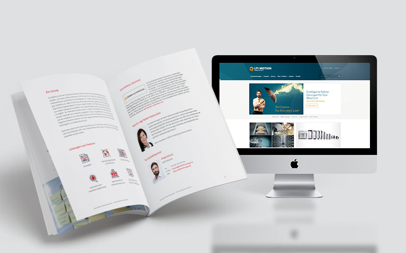 Case Study: Corporate Website Relaunch im B2B