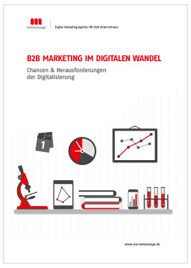 B2B Marketing im digitalen Wandel