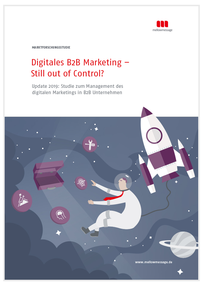 Digitales B2B Marketing - Still out of Control?