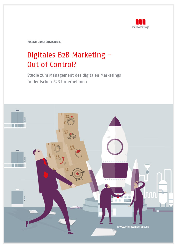 Digitales B2B Marketing